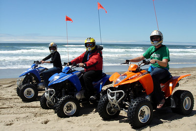 Oregon - Dune Buggying