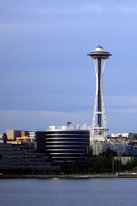 The Spaceneedle - Seattle, WA ... June 26, 2007 ... Photo by Rob Page III