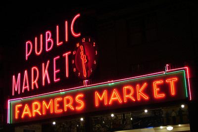 The Market - Seattle, WA ... June 26, 2007 ... Photo by Rob Page III