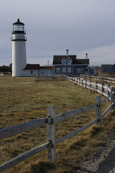Cape Cod (Highland) Lighthouse. New Truro (Cape Cod), Massachusetts