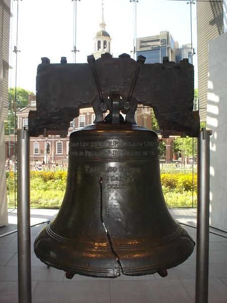 Liberty Bell, Philadelphia - USA