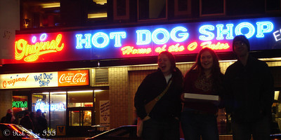 The Original Hot Dog Shop - Pittsburgh, PA ... January 21, 2006 ... Photo by Rob Page III