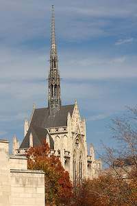 Heinz Memorial Chapel - Pittsburgh, PA ... November 7, 2008 ... Photo by Rob Page III