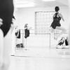 Philadelphia Studio Ballet rehersals for the 2016 performance of the Nutcracker.