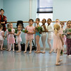 Philadelphia Studio Ballet rehersals for the 2016 performance of the Nutcracker.
