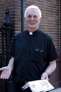 St. Malachy's, Fr. McNamee (Panetta)