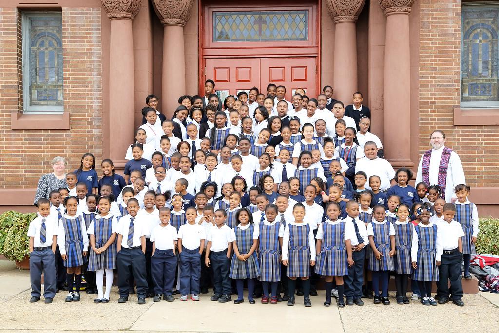 St. Malachy School magazine photos #0027