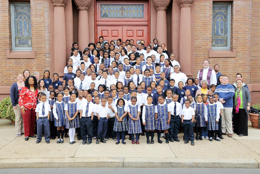 St. Malachy School magazine photos #0028