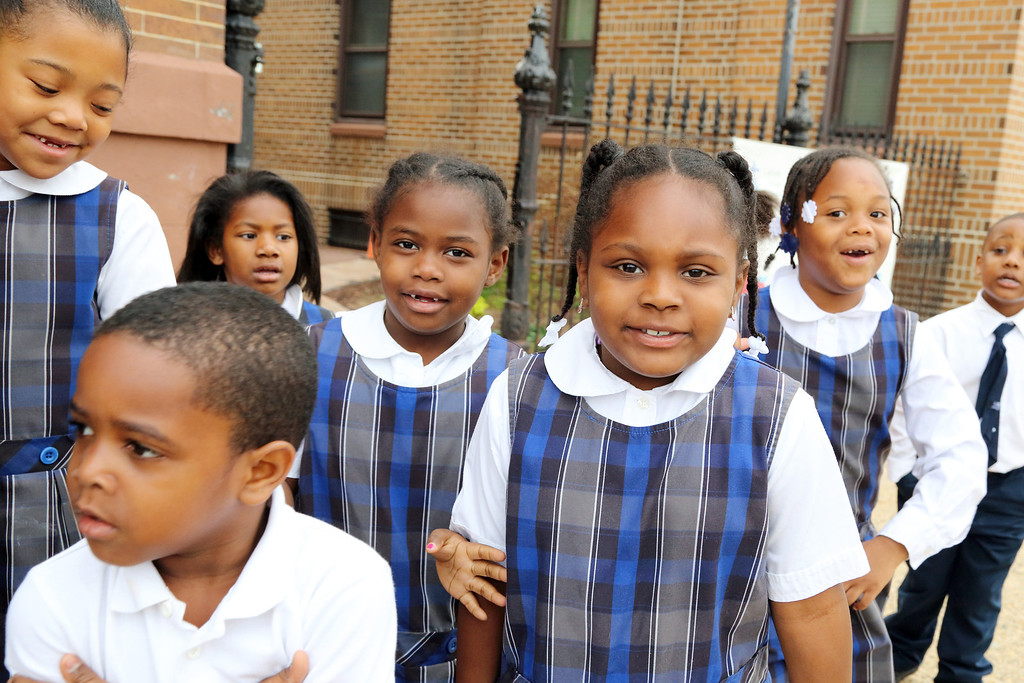 St. Malachy School magazine photos #0010