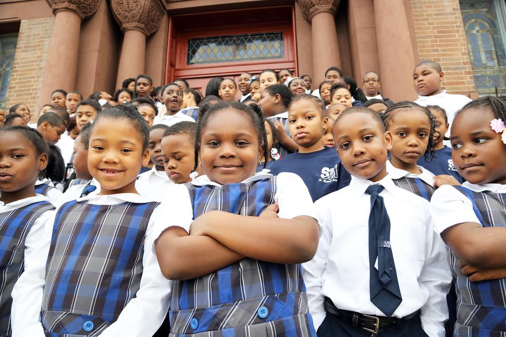 St. Malachy School magazine photos #0021