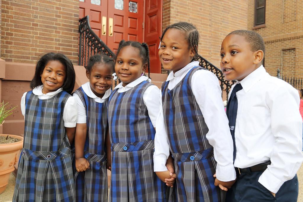 St. Malachy School magazine photos #0014