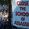 SOA Watch Vigil / Protest, GA 2001 - 2005 (Panetta)