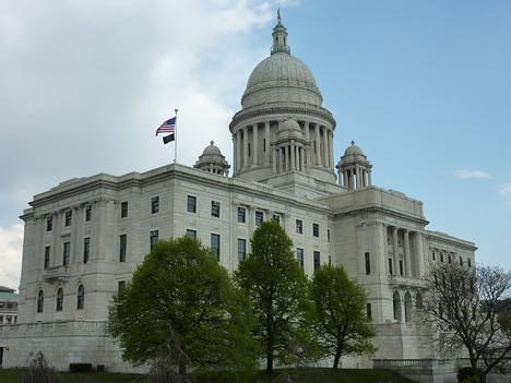 Rhode Island State House, Providence RI - USA