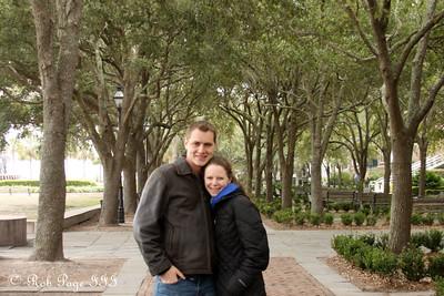 Rob & Emily - Charleston, SC ... February 28, 2015