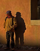 Migrant, West Palace Street, Santa Fe, NM