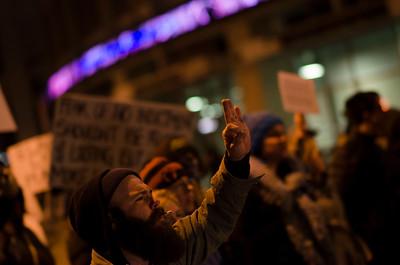 Denver residents protest Saint Louis County grand jury decision