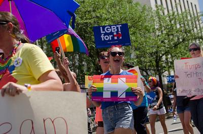 Denver Pridefest 2016