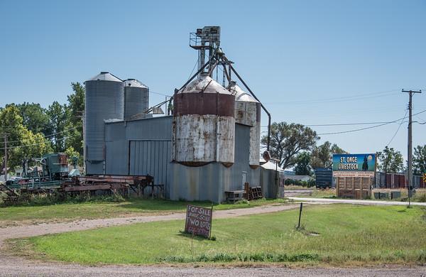 St. Onge, South Dakota - pop. 206
