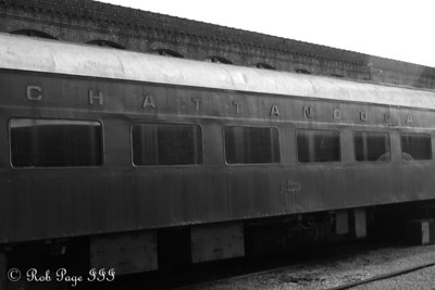 Chattanooga Choo-Choo - Chattanooga, TN ... August 3, 2011 ... Photo by Emily Page