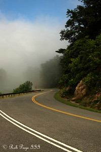 The Blue Ridge Parkway - Bedford, VA ... August 1, 2011 ... Photo by Emily Page