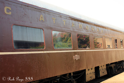 The Chattanooga Choo-Choo - Chattanooga, TN ... August 3, 2011 ... Photo by Emily Page