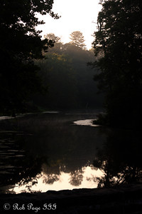 Otter Lake - Bedford, VA ... August 1, 2011 ... Photo by Emily Page