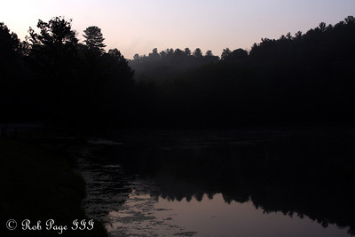 Otter Lake - Bedford, VA ... August 1, 2011 ... Photo by Rob Page III