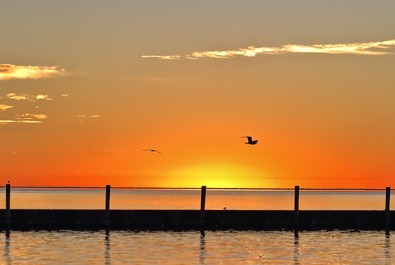 Sunrise - Rockport, Texas