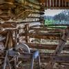 Washington on the Brazos Barn - Texas