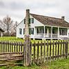 Farmhouse and Smokehouse