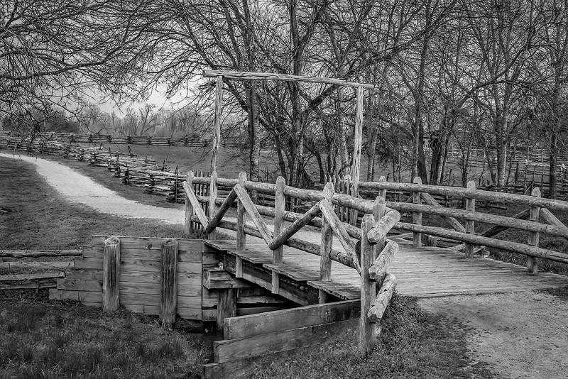 Entrance Bridge