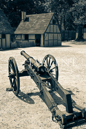 Jamestown Settlement, Commonwealth of Virginia