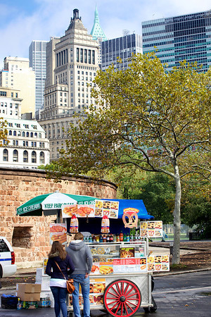 Battery Park Snack Bar