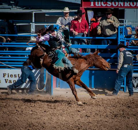 Rodeo Rider, Tucson