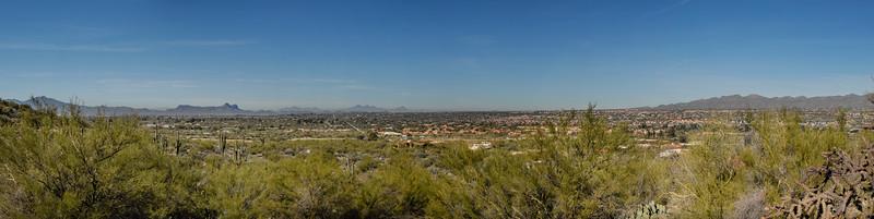Tucson Lying In The Desert