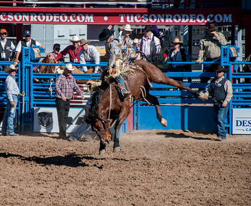 High Flyin', Tucson Rodeo