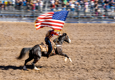 Rodeo Kickoff, Tucson, 2014  ©Gerald Diamond All Rights Reserved