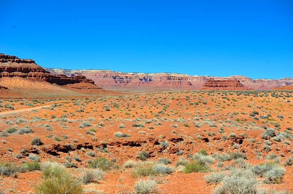 Desert in Valley of Gods