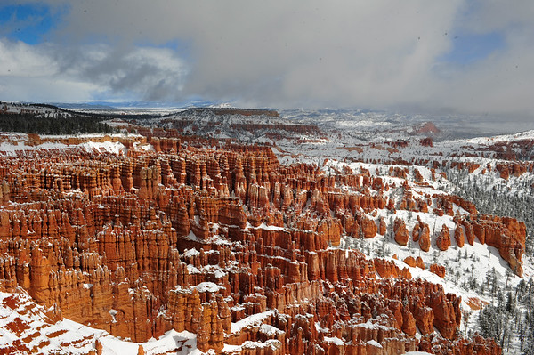 Bryce Canyon at Inspiration Point