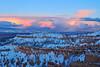 Fiery Sunset in Bryce