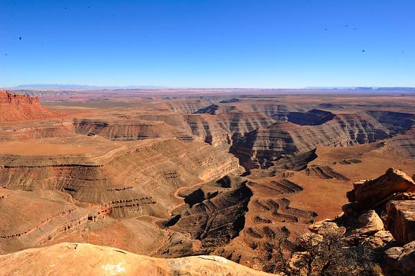 Canyon photo from Muley