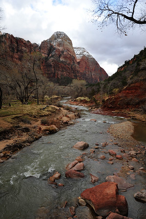 Virgin River with two peaks