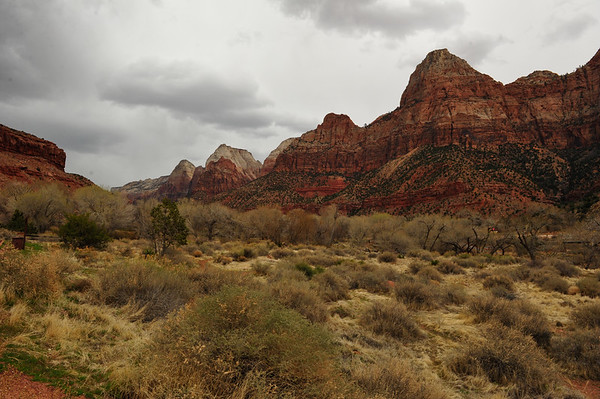 Route #9 to Zion
