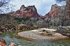 Zion and River bend