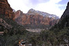 Zion Canyon with a view