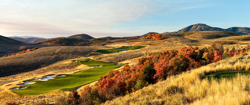 Promontory Club - Nicklaus Painted Valley Photography