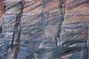 Zion, Angel's Landing - Patterns in the wall