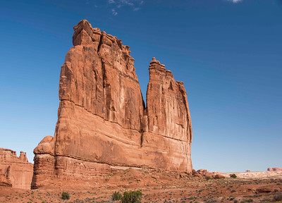 Fins, Arches National Park