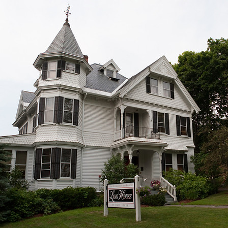 The Victorian Lang House.