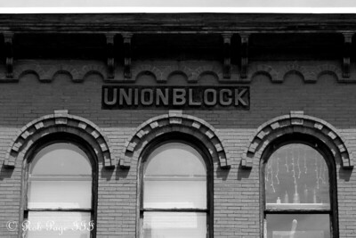 Union Block - Brattleboro, VT ... August 8, 2009 ... Photo by Rob Page III
